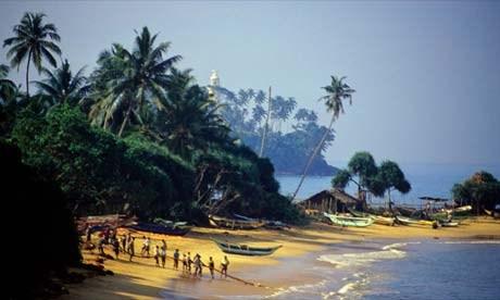 Sri Lanka Playa Beruwela