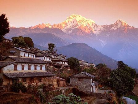 Nepal 4x4