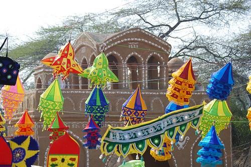 Colores Holi surajkund India
