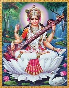 Saraswati-diosa